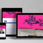Webdesign responsive, Künstler KaySchwarz157, Leipzig