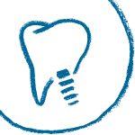 Logodesign, ZahnärzteSüd, Rose Langhof