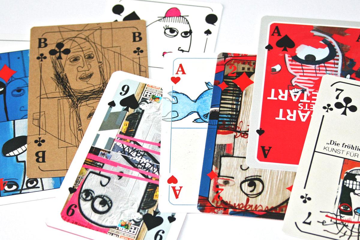 """Ausstellungsflyer Konzept für den Künstler """"KaySchwarz157"""""""