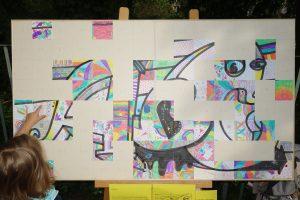 Kunst im Team Dokumentation 03
