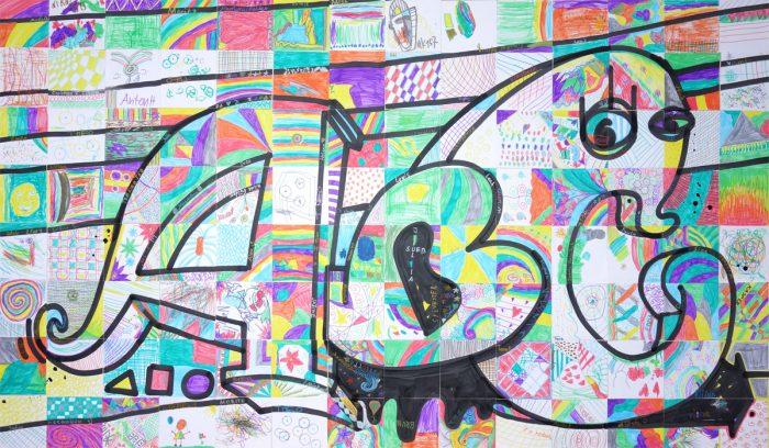 Repro-Kunst-AMB fertiges Bild